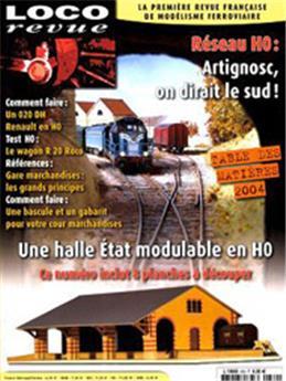 Loco-Revue n° 689 (décembre 2004)