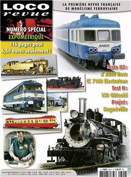 Loco-Revue n° 690 (janvier 2005)