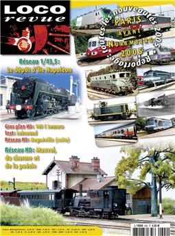 Loco-Revue n° 692 (mars 2005)