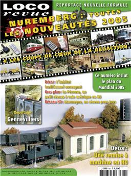 Loco-Revue n° 693 (avril 2005)
