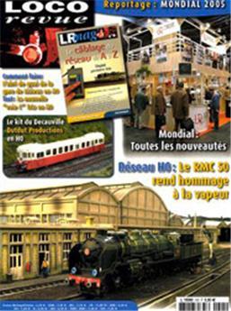 Loco-Revue n° 695 (juin 2005)