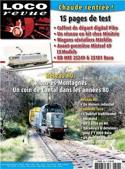 Loco-Revue n° 698 (septembre 2005)