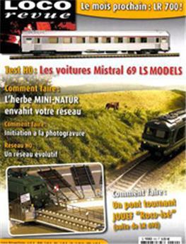 Loco-Revue n° 699 (octobre 2005)