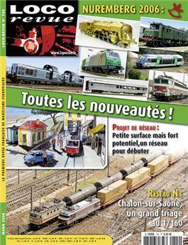 Loco-Revue n° 704 (mars 2006)