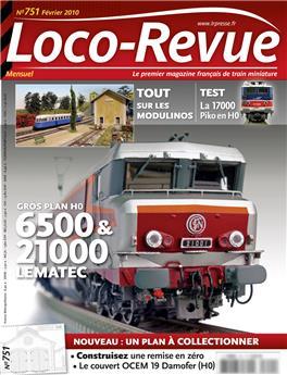 Loco-Revue n° 751