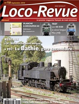Loco-Revue n° 758