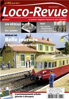 Loco-Revue n° 765