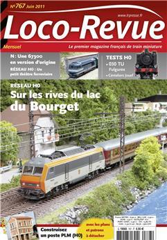 Loco-Revue n° 767