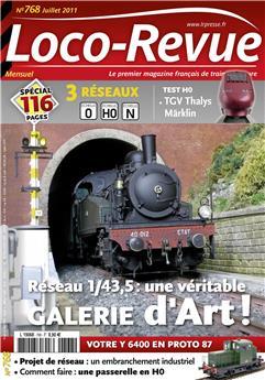 Loco-Revue n° 768