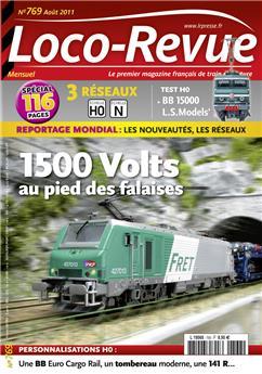 Loco-Revue n° 769