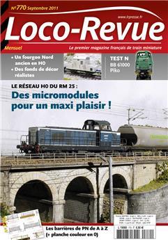 Loco-Revue n° 770