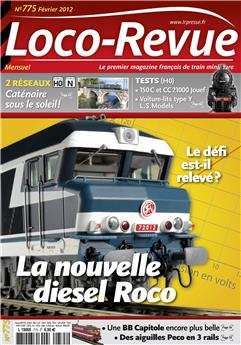 Loco-Revue n° 775