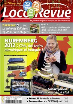 Loco-Revue n° 776