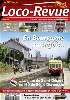 Loco-Revue n° 777