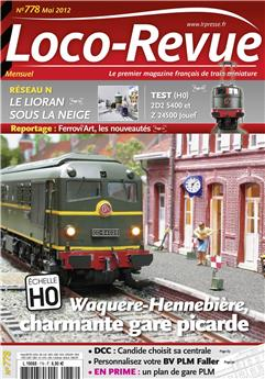 Loco-Revue n° 778