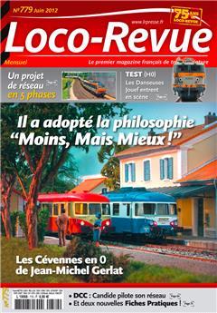 Loco-Revue n° 779