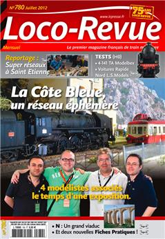 Loco-Revue n° 780