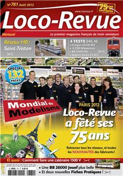 Loco-Revue n° 781