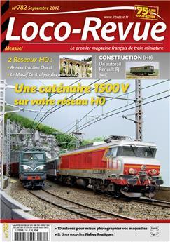Loco-Revue n° 782