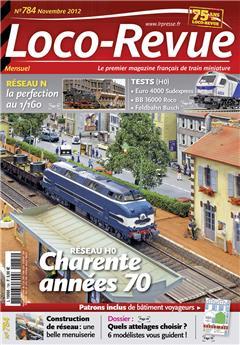 Loco-Revue n° 784