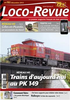 Loco-Revue n° 785