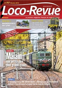 Loco-Revue n° 787 version numérique