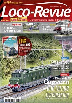 Loco-Revue n° 795