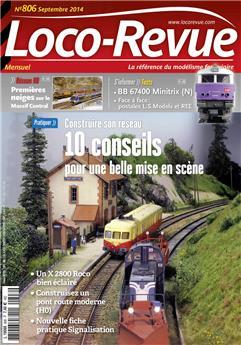 Loco-Revue n° 806