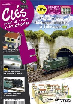 Clés pour le train miniature n° 13 version numérique