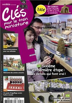 Clés pour le train miniature n° 18