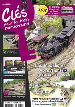 Clés pour le train miniature n° 19