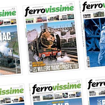 Abonnement Ferrovissime