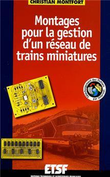 Montage pour la gestion d'un réseau de trains miniatures