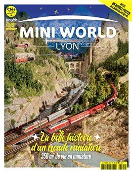 Hors-série Clés pour le train miniature - Mini World Lyon