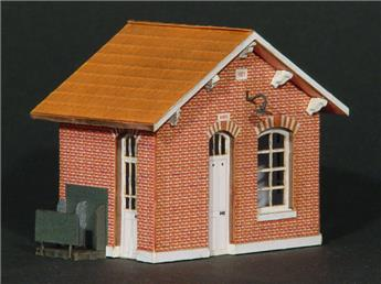 Annexe BV Nord WC/Lampisterie (Margival)