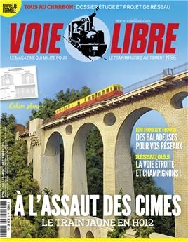 Voie Libre n° 86 Juillet-Août-Septembre 2016