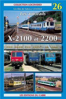 Les autorails X 2100 ET 2200
