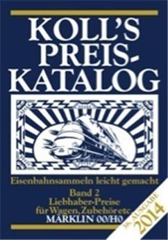 Koll's Preiskatalog 2014, Band 2