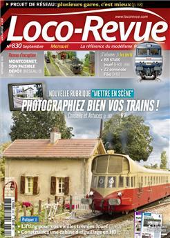 Loco-Revue n°830