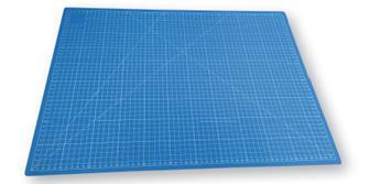 Plaque de découpe quadrillée 60 x 45 cm