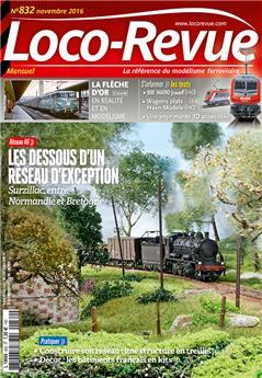 Loco-Revue n°832