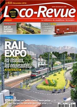Loco-Revue n°833