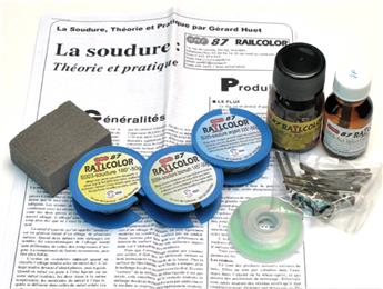 "Coffret de soudure ""Starter Set"""