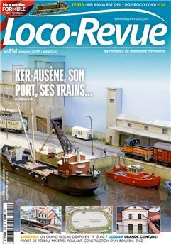 Loco-Revue n°834
