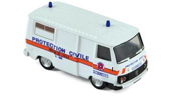 Véhicule Peugeot J9 - 1982