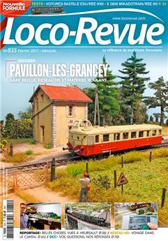 Loco-Revue n°835