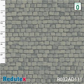 Pavés de rue gris