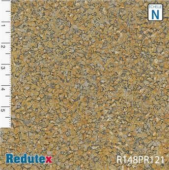 Pierres rustiques ocres grises polychromes