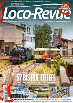 Loco-Revue n°836