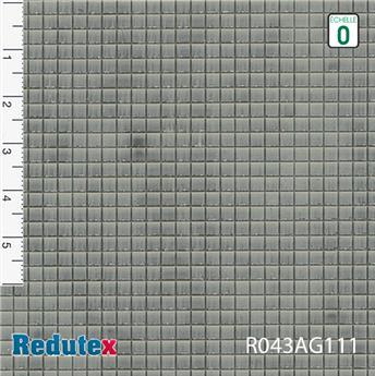 Carrelage carré gris